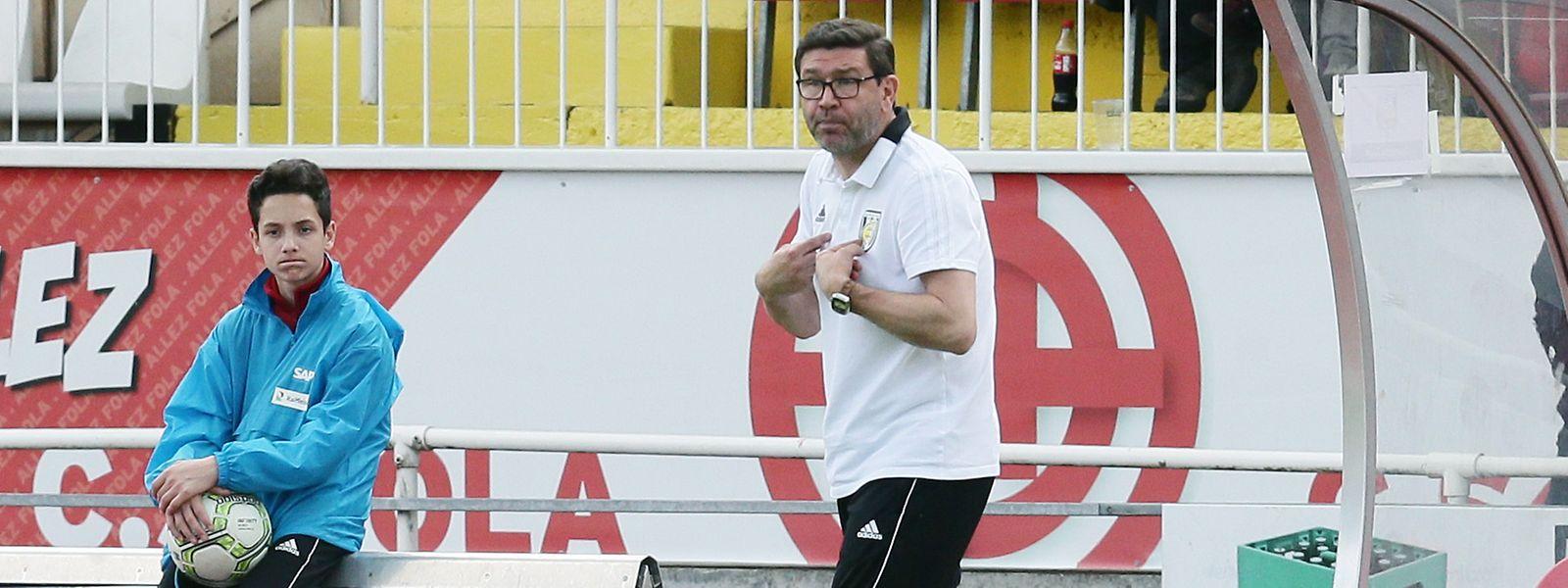 Sébastien Grandjean kommt ab der kommenden Saison nicht mehr nur als Gast ins Stade Emile Mayrisch.