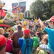 Tour de France Luxemburg, Départ Modorf, Foto Lex Kleren