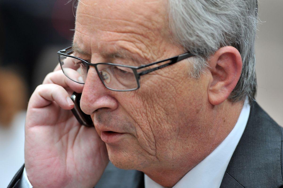Jean-Claude Juncker a eu un contact téléphonique avec le Premier ministre Boris Johnson.
