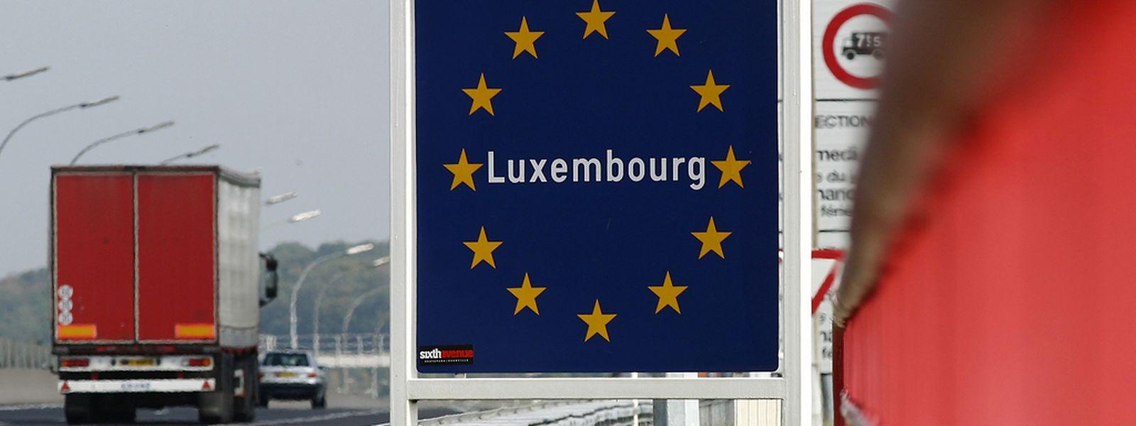 Luxemburg in der Schusslinie.