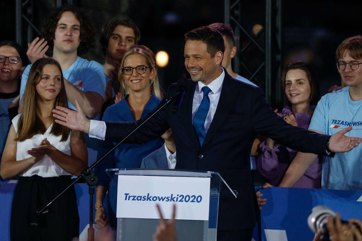 Rafal Trzaskowski, le grand battu de l'élection présidentielle polonaise