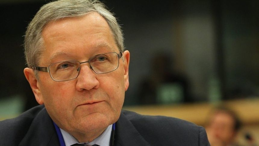 Klaus Regling, Managing director of European Stability Mechanism based in Luxembourg
