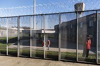 Centre Pénitentiaire, Schrassig,Gefängnis,Haftanstalt,Prison. Foto:Gerry Huberty