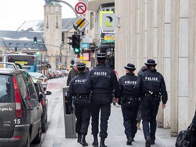 Das Polizeiaufgebot im Bahnhofsviertel soll ausgebaut werden.