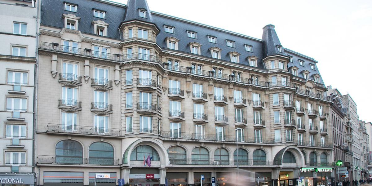 Das Alfa Hotel galt einst als beste Adresse im Bahnhofsviertel.