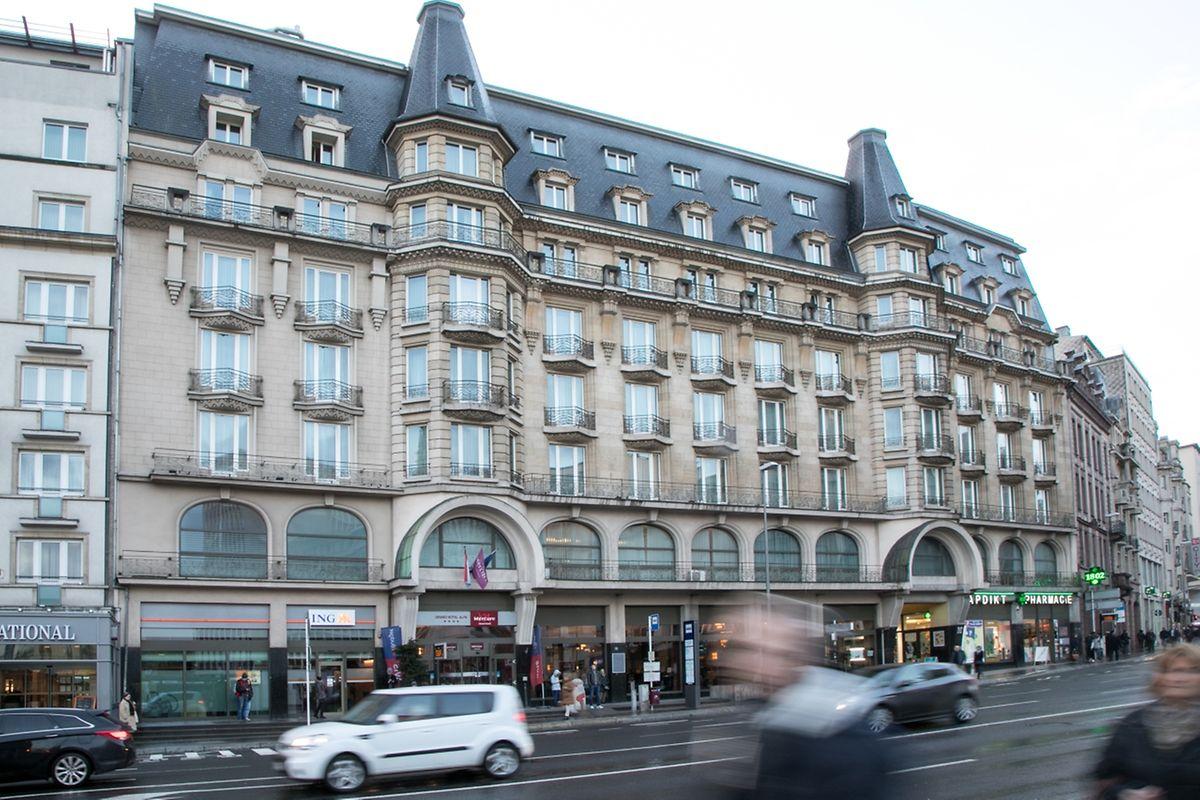 Les 76 employés de l'hôtel-brasserie Alfa manifesteront aujourd'hui