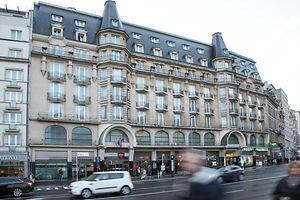 Das Alfa-Hotel galt einst als beste Adresse im Bahnhofsviertel.