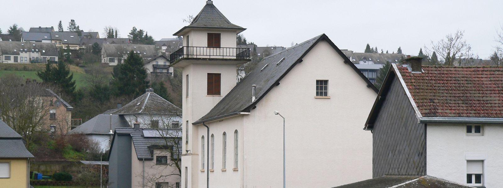 """Der ehemaligen Feuerwehrkaserne in Niederwiltz soll mit der Einrichtung eines nationalen """"Pompjeesmusée"""" bald wieder neues Leben eingehaucht werden."""