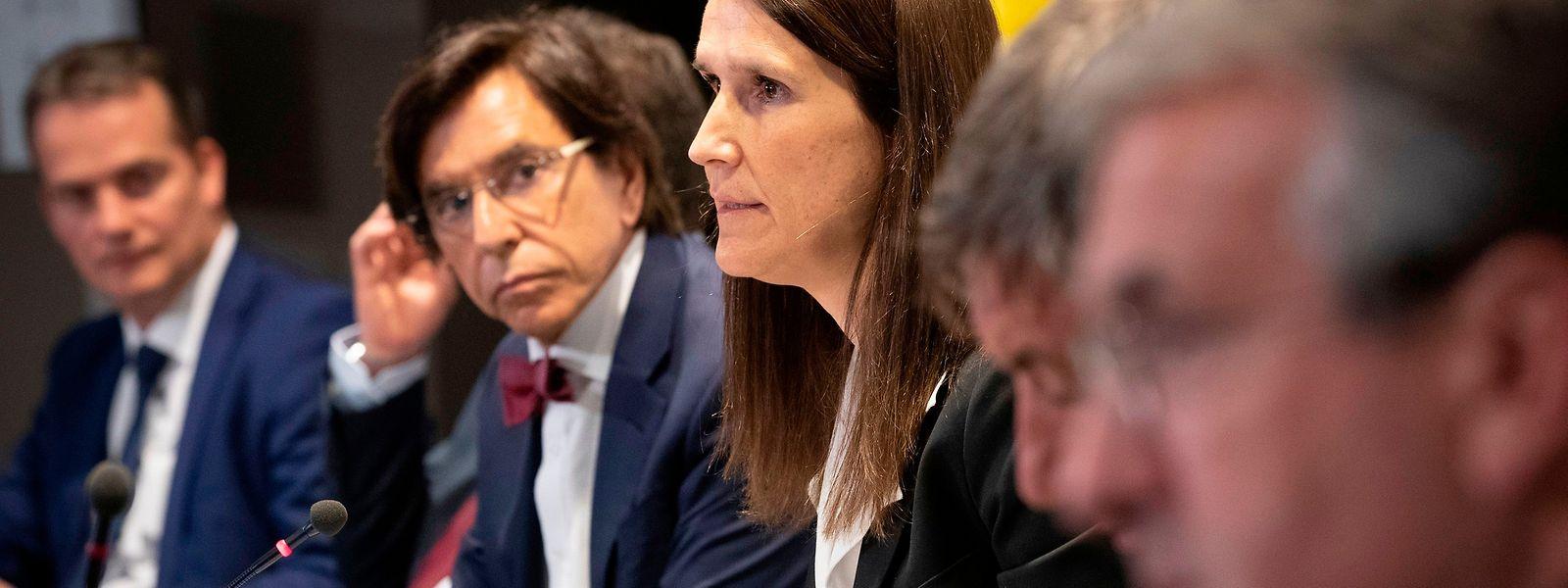 Sophie Wilmès et son gouvernement s'apprêtent à retrouver les limites d'un exécutif minoritaire.