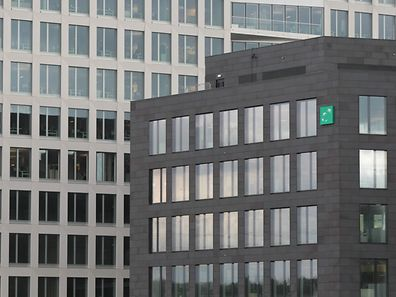 BGL BNP Paribas' new offices in Luxembourg-Kirchberg.