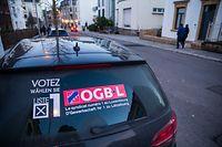 Sozialwahlen, OGBL, Foto: Lex Kleren/Luxemburger Wort