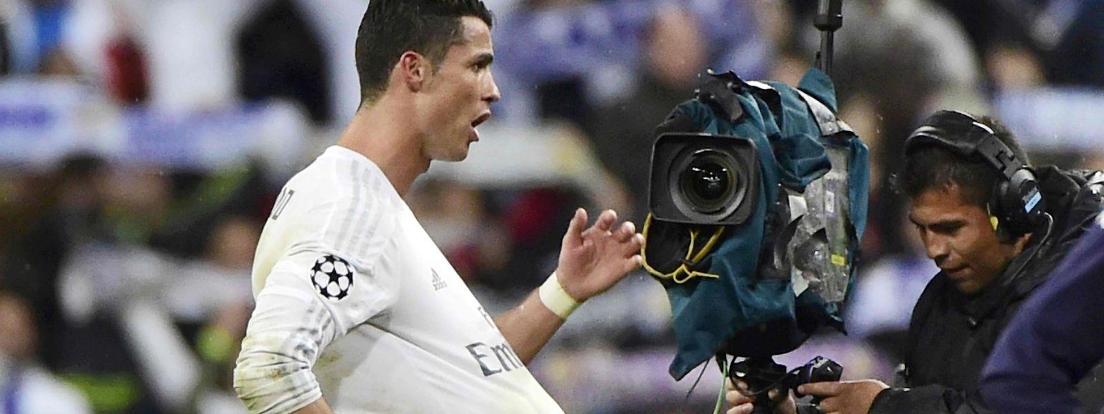 Real Madrid setzt erneut auf die Treffsicherheit von Cristiano Ronaldo.