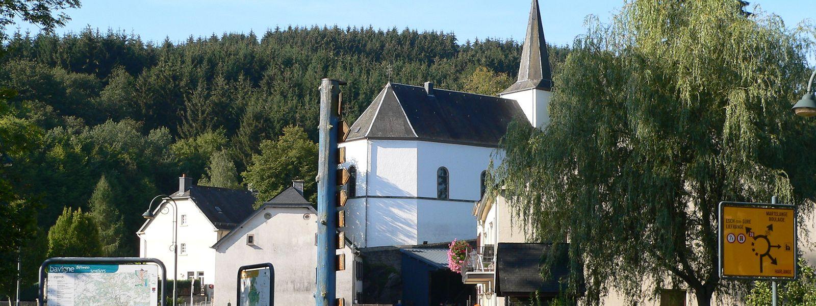 Die Ortschaft Boewen bildet seit nunmehr 40 Jahren den Hauptort der Stauseegemeinde.
