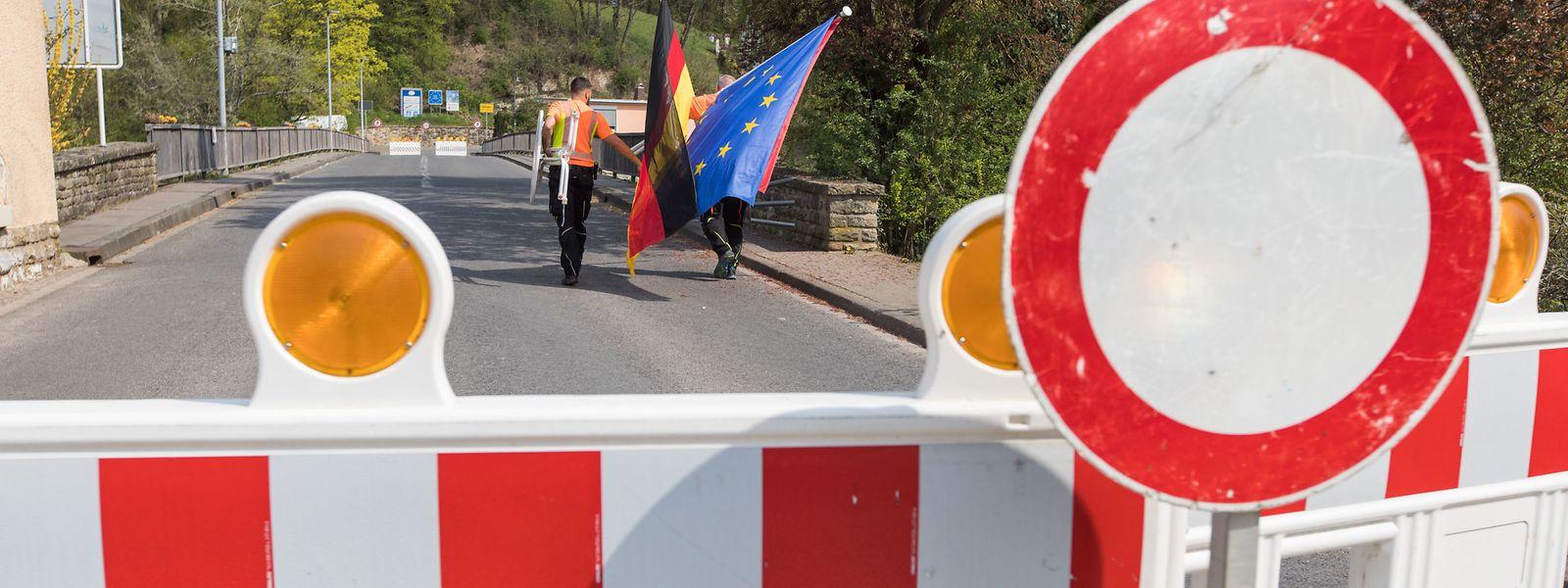 Eine weitere Grenzschließung ist die denkbar schlechteste Option für die Grenzregion.
