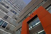 online.fr, Illustration, europäische Staatsanwaltschaft, Tour B, neues Gebäude, Gebäude noch im Bau  Foto: Luxemburger Wort/Anouk Antony