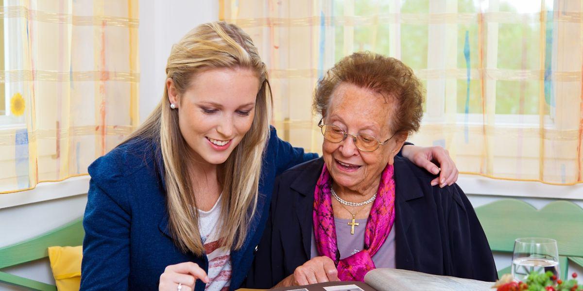 Mit der steigenden Lebenserwartung steigt auch das Risiko einer Demenz-Erkrankung.