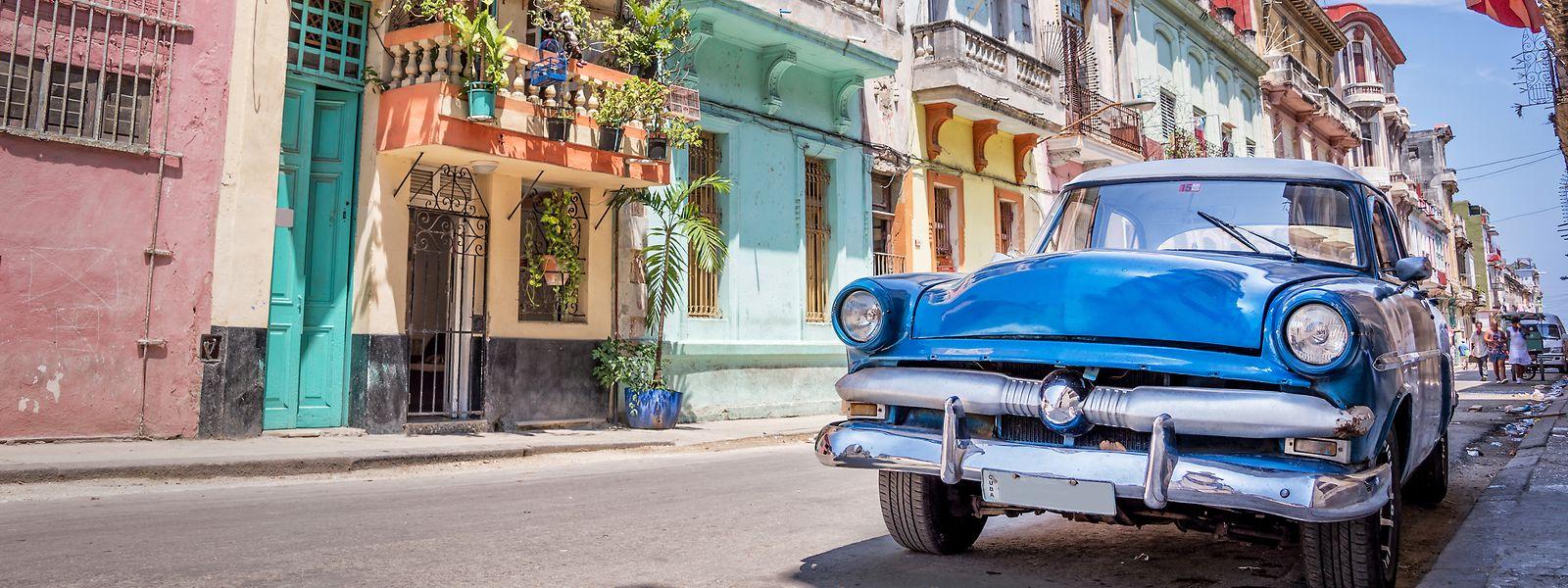 Kuba beweist zurzeit erstaunlichen Reformeifer.