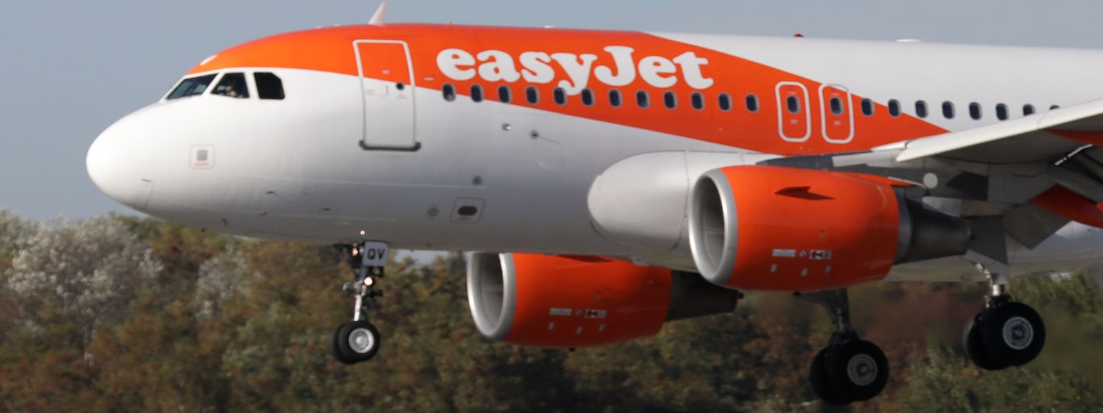 Easyjet hatte im Juni fast 1,6 Millionen Passagiere.
