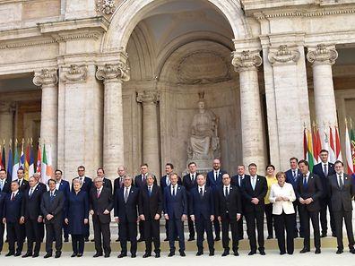 Staats- und Regierungschefs der EU