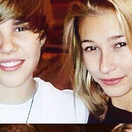 O casal conheceu-se muito novo, com 14 anos e tornaram-se amigos desde essa idade.