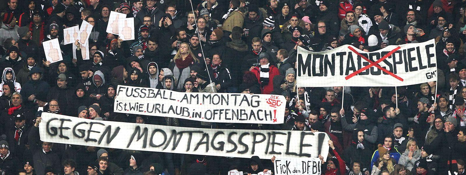 In Deutschland gelang den Fans ein Achtungserfolg.