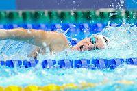 Julie Meynen (Luxemburg) / Schwimmen - Olympia / 28.07.2021 / Olympische Spiele 2020 / Tokio 2020 / Foto: Yann Hellers