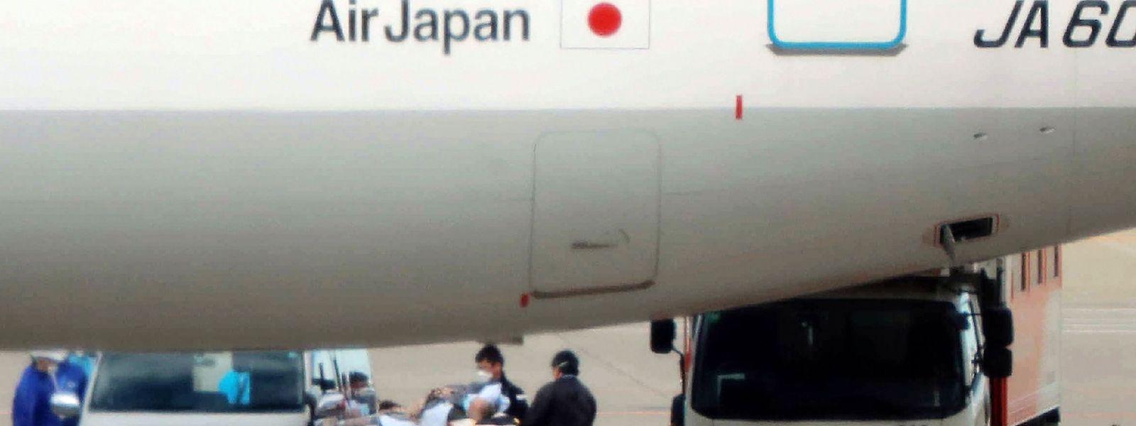 Vingt cas de coronavirus ont été à ce jour détectés au Japon