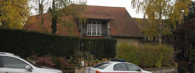 Das Wohnhaus des Opfers in Hassel wurde mittlerweile abgerissen.