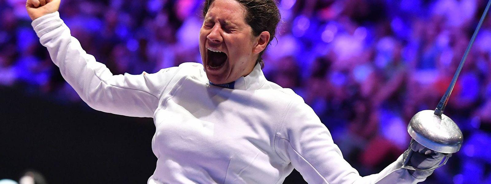 Lis Fautsch sorgte in der vergangenen Woche mit ihrem Viertelfinaleinzug bei der WM in Budapest für Furore.