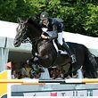 41Springreiten auf dem Herchesfeld mit dem Grand Prix de Luxembourg bei den Reiser Paerdsdeeg am 14.06.2015 Christian WEIER (LUX) auf Global
