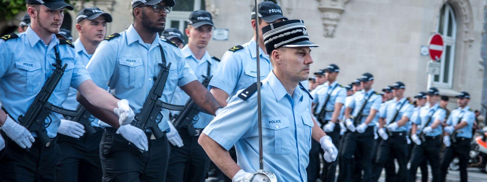Der Reformtext stärkt die Polizei offenbar mehr als dem Staatsrat geheuer ist.