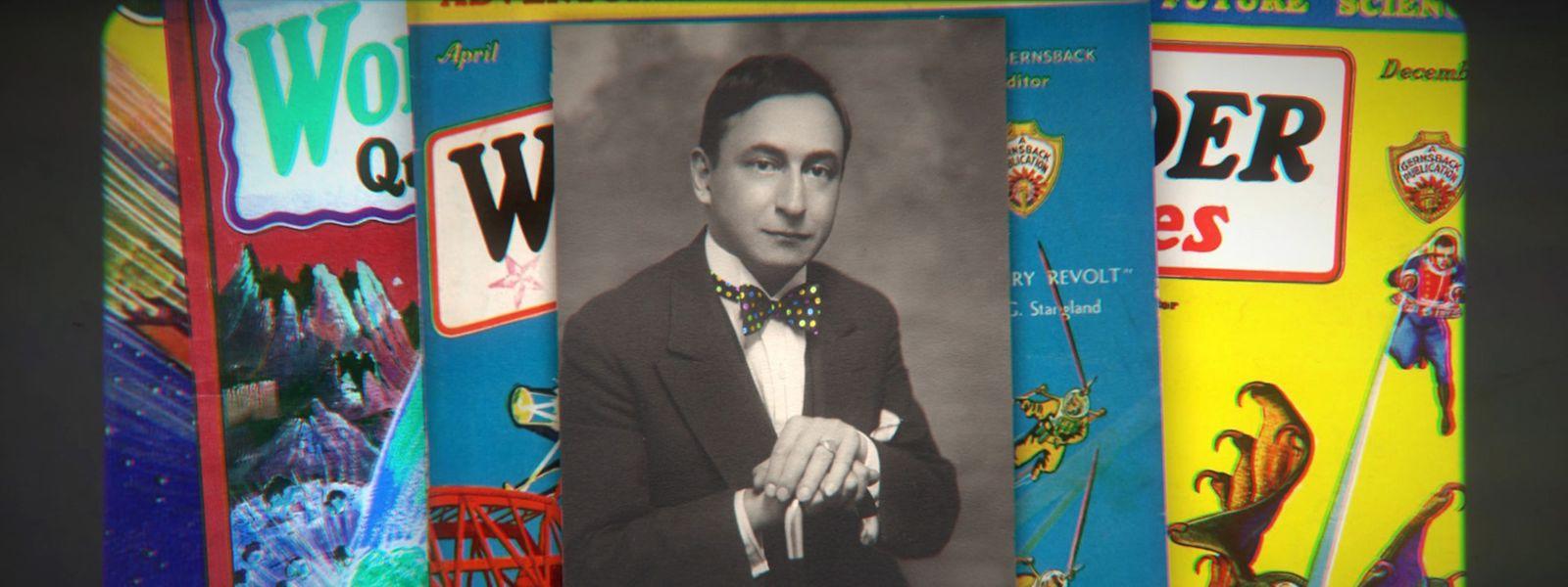 1884 wurde Hugo Gernsback, Herausgeber zahlreicher Magazine, als Hugo Gernsbacher in Luxemburg geboren