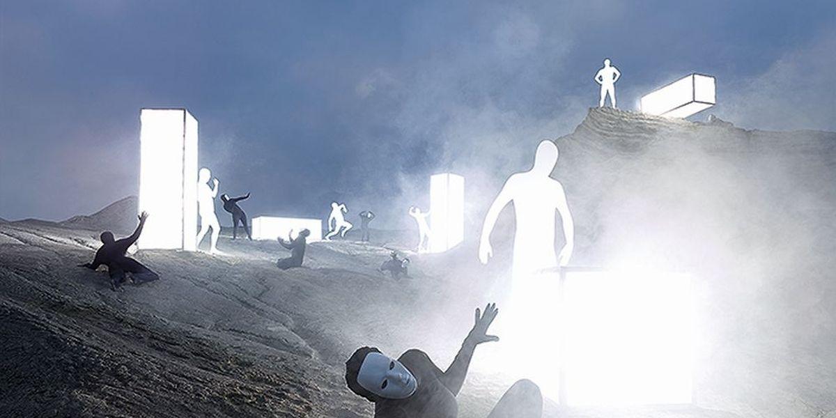 Seit den 1980er Jahren inszeniert der Künstler Thomas Brenner die Wirklichkeit vor der Kamera.