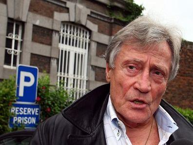 """Der """"Pate von Lüttich"""", Marcel Habran, durfte das Gefängnis verlassen."""