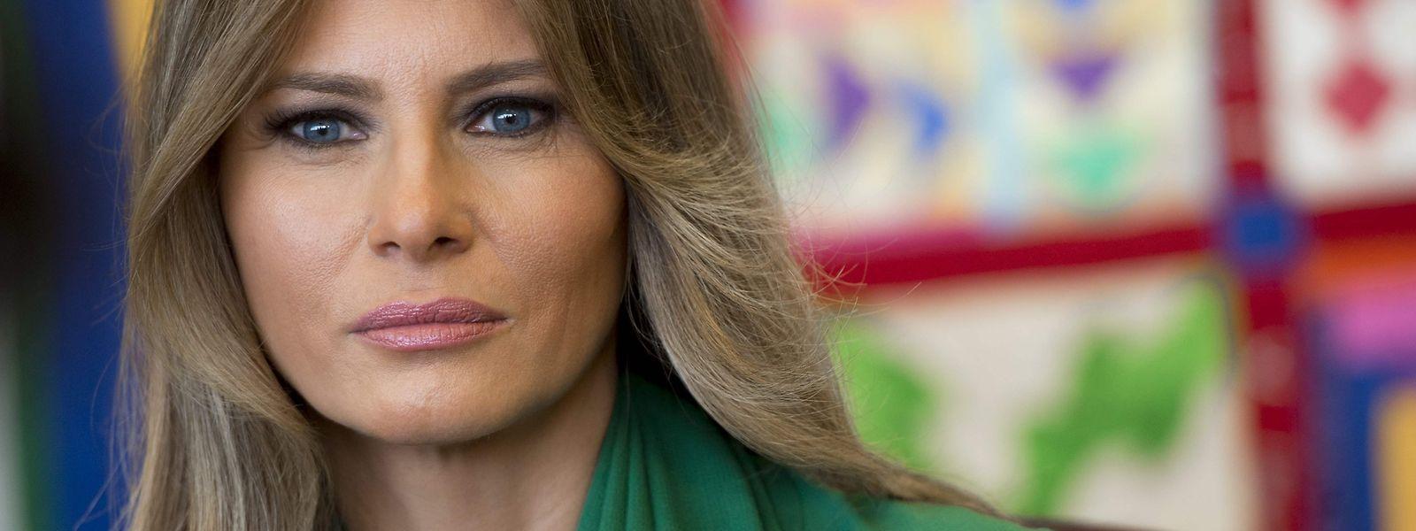 Melania Trump reagierte per Twitter auf die Spekulationen.