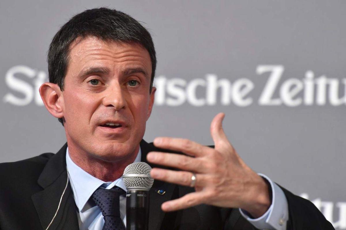 """Klartext von Valls: """"Globalisierung nutzt der Wirtschaft, sie tut aber der Mittelschicht und einfachen Menschen weh."""""""