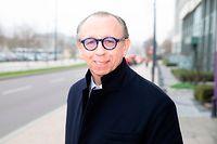 Rebranding BIL. Agence Limpertsbierg. Micro-trottoir, M.Faber. Photo: Steve Eastwood