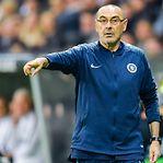 Itália. Maurizio Sarri é o novo treinador da Juventus