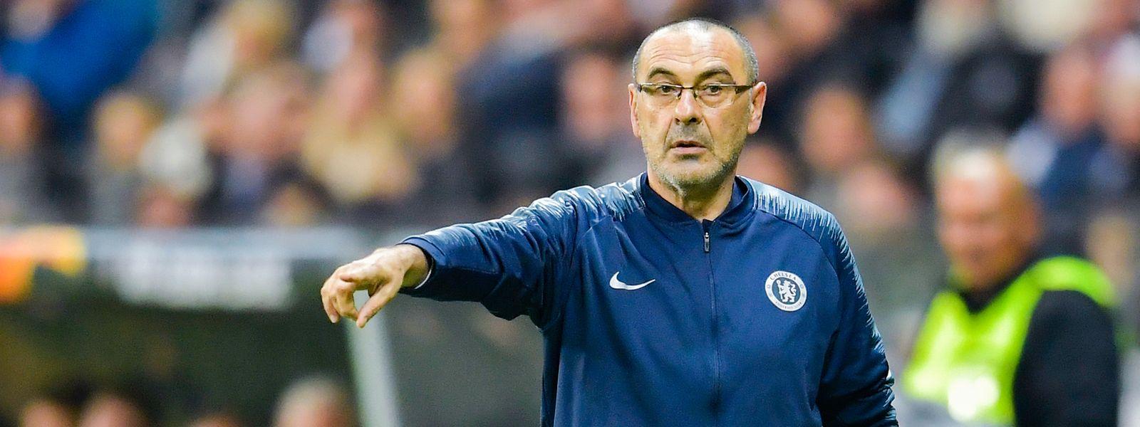 Maurizio Sarri kehrt in sein Heimatland zurück.