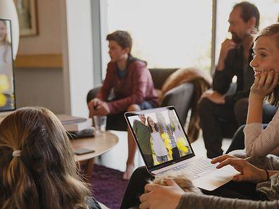 Applegeräte nutzen zur drahtlosen Übertragung von Inhalten die AirPlay-Technik.