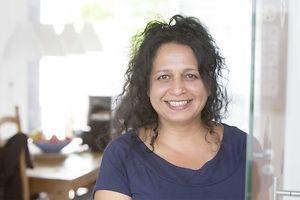 La nouvelle �ditorialiste de Wort-En, Sarita Rao