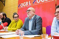 André Roeltgen vivra son dernier congrès OGBL en tant que président les 6 et 7 décembre.