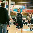 FLBB Fuenftes Halbfinalspiel der Basketballmeisterschft der Total League der Maenner Spielzeit 2018-2019 zwischen dem  Basket Esch und dem T71 Dudelingen am 17.04.2019 Tom SCHUMACHER (4 T71)