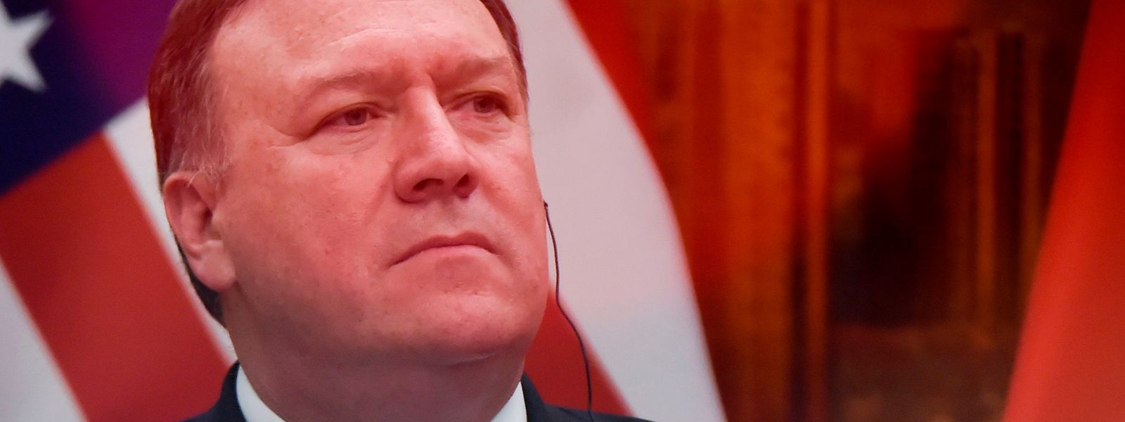 US-Außenminister Mike Pompeo.