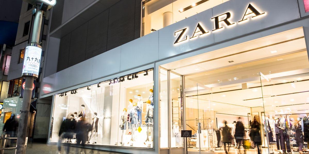 Zara ist die wohl bekannteste Marke des Inditex-Konzerns.
