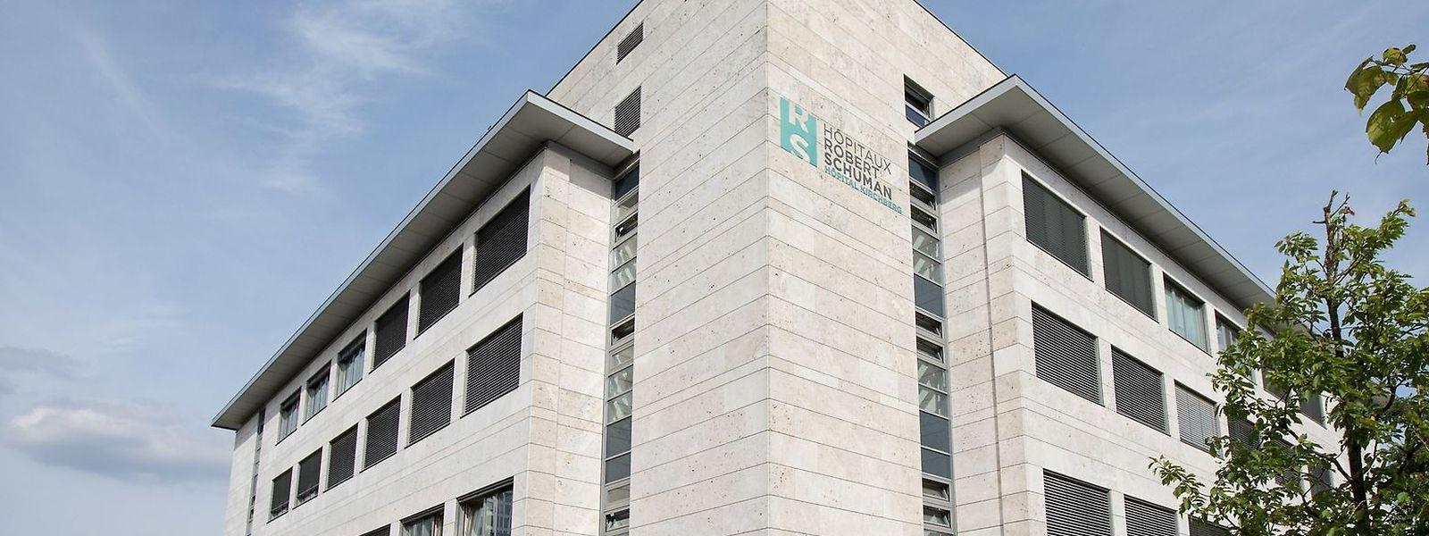 Die Standorte der derzeitigen geriatrischen Pflegestationen der Hôpitaux Robert Schuman (HRS) sollen in Kirchberg zusammengelegt werden.