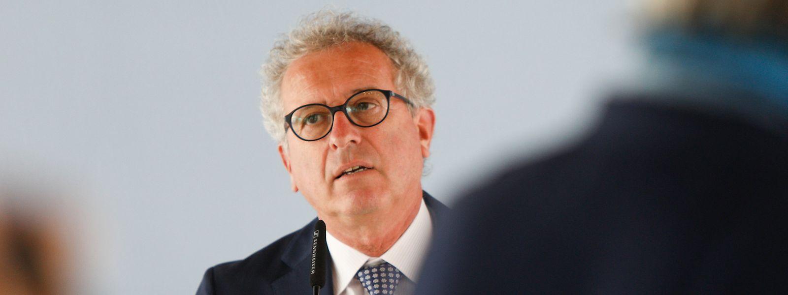 Pierre Gramegna rappelle que le Luxembourg réclame lui aussi des informations fiscales sur ses citoyens ayant d'éventuelles affaires à l'étranger. 18 demandes ont ainsi été adressées par l'ACD.