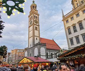 Chreschtmaart zu Augsburg