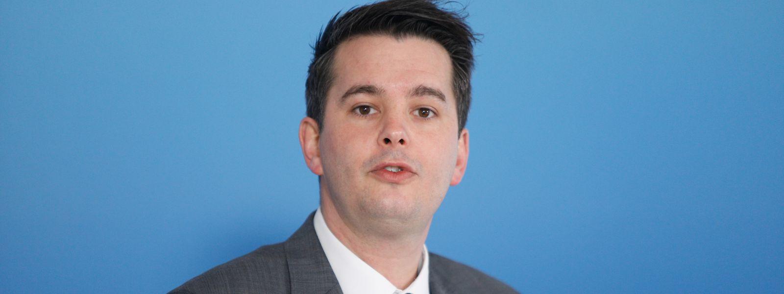 Minister Lex Delles verkündete am Montag erweiterte Corona-Hilfen.