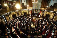 Parlamento sírio.